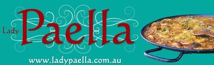 Lady Paella Logo