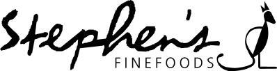 Stephen's Fine Foods Logo