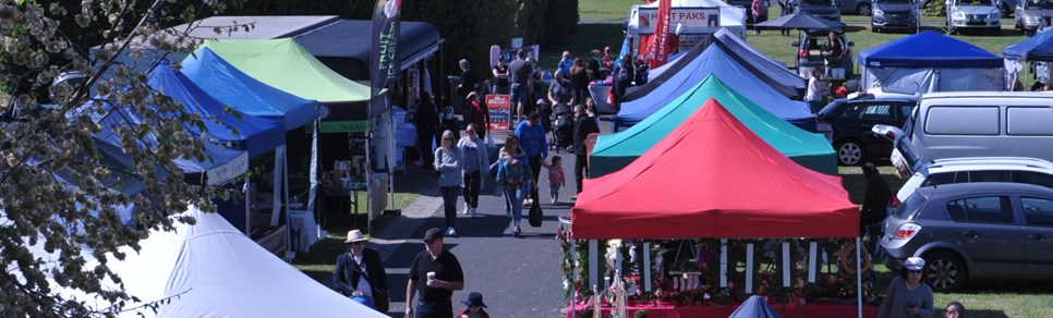Flemington Racecourse Market