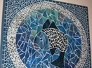 Harlequin Stained Glass Mosaics