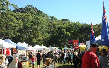 Hanging Rock Craft Market