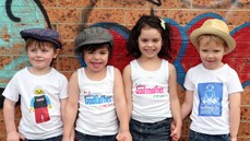 IDTEE Personalised Children's Wear