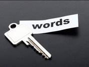 The last word on keywords