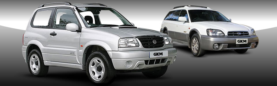 Welcome to Gary Kenneth Motors - Ph 03 9555 8898