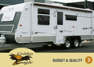 Golden Eagle Caravans - Budget and Quality