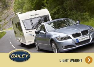 Baileys Caravans - Light weight
