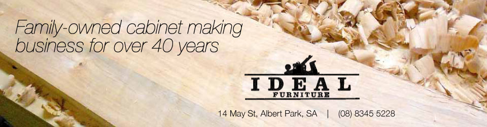 Logo for Ideal Furniture - Albert Park - (08) 8345 5228