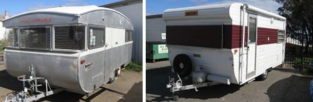 Upgrades from Roadmaster Caravans