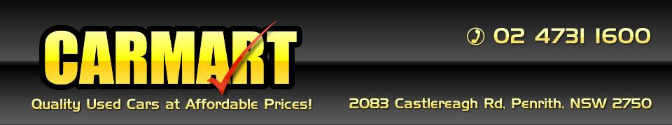 Carmart Penrith -  02 4731 1600