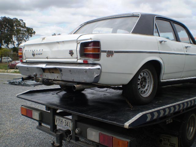 Xw Fairmont Gt Classic And Muscle Restorations