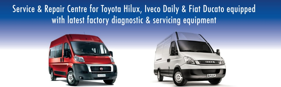 Welcome to Hilux Iveco Ducato Spares - Campbellfield - 03 9305 2500