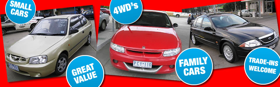 Welcome to Ferntree Gully Cheapest Cars - Ferntree Gully - 03 9758 4270