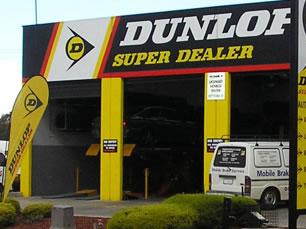 Western Rubber Dunlop Super Dealer