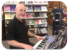 Mike Kelly- Piano, Keyboard And Digital Piano