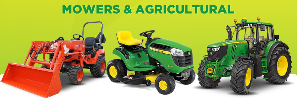 Mowers & Agricultural