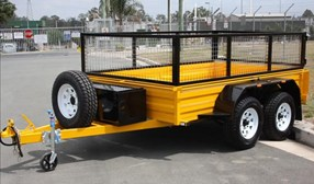 Tandem Trailers Economy Trailers