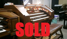 RODGERS ORGAN MODEL MARQUEE 327