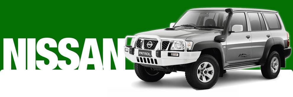 Nissan 4Wds