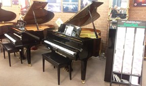 Disklavier Grand – Fitted with DKC-850 Disklavier Control Unit