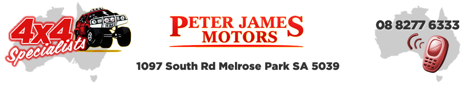 Peter James Motors