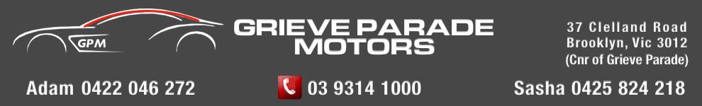 Grieve Parade Motors