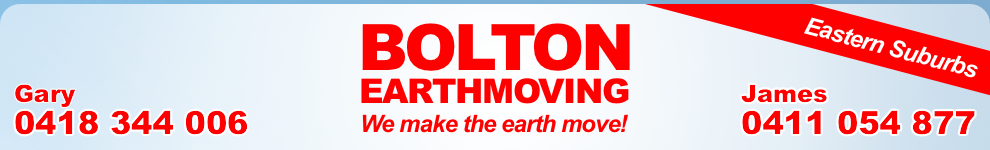 Bolton Earthmoving