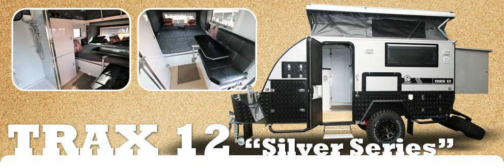 Trax 12 Silver Series