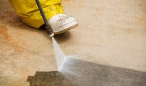 High Pressure Cleaning Water Blasting